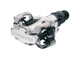Shimano Pedals PD-M520 MTB SPD Pedals Silver