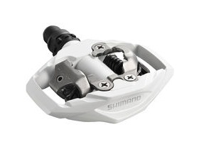 Shimano Pedals PD-M530 MTB SPD trail pedals two-sided mechanism white