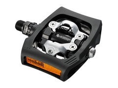 Shimano Pedals PD-T400 CLICK'R pedal Pop-up mechanism black