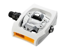 Shimano Pedals PD-T400 CLICKR pedal Pop-up mechanism white