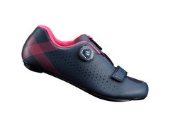 Shimano Road Race Shoes RP501WN SPD-SL women's road shoes, navy