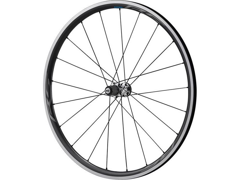 Shimano Wheels WH-RS700-C30-TL wheels, Tubeless ready clincher 30mm, pair Q/R click to zoom image