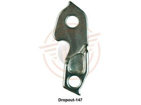 Wheels Manufacturing Replaceable Derailleur Hanger Dropout 147