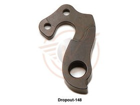 Wheels Manufacturing Replaceable Derailleur Hanger Dropout 148