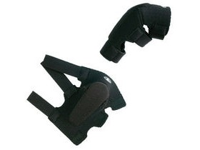 Lizard Skins Soft Elbow Guard - Blk Youth