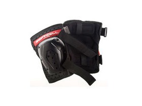 Lizard Skins Softcell Knee Guards - Black S-M