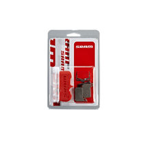 Sram Disc Pads Sintered/Steel - Hydraulic Road Disc, Level Ultimate/Tlm