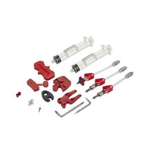 Sram Avid - Standard Brake Bleed Kit (Includes 2 Syringes/Fittings Bleed Blocks Torx Tool Crow's Foot Bleeding Edge Fitting) - Fits All Avid Guide Hydror Models