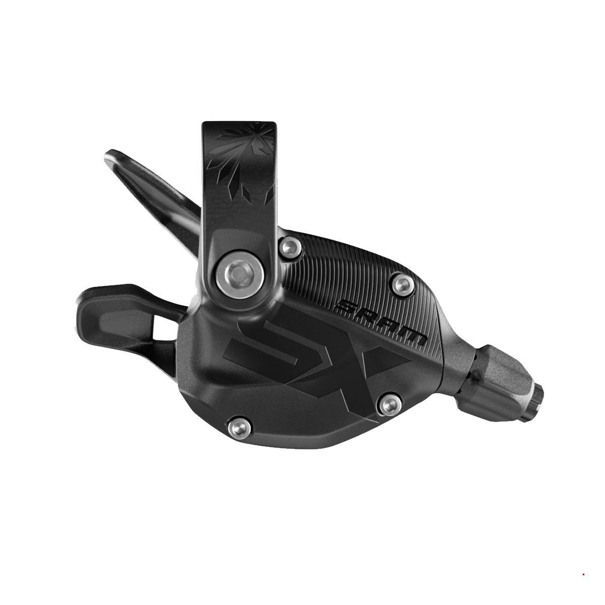 with Discrete Clamp Black A1 12-Speed SRAM SX Eagle Rear Trigger Shifter
