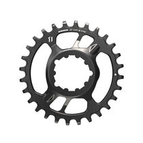 Sram Chain Ring X-sync 32t Direct Mount 3mm Offset Boost Alum 11 Speed - Boost Drivetrain Only Black 11spd 32t