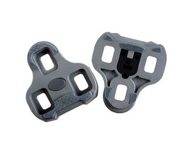 Look KEO Cleat with gripper 4.5 deg float Grey