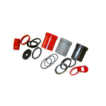 Look Spare - Elastomer & Spacer Kit For E-post (3x Elastomers Plus Inner & Outer Spacers)