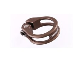 DMR Sect Seat Clamp 31.8mm Nickel Grey