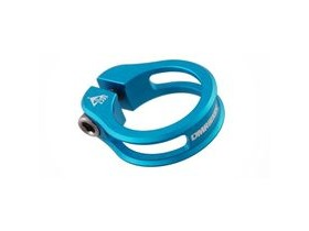 DMR Sect Seat Clamp Blue
