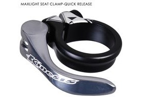 DMR Upgrade QR Seat Clamp 28.6mm Silver