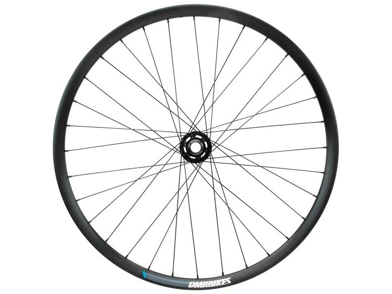 DMR ZONE Front Wheel 275 Black click to zoom image