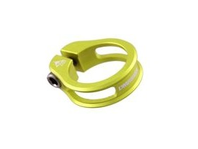 DMR Sect Seat Clamp 30mm Lime Green