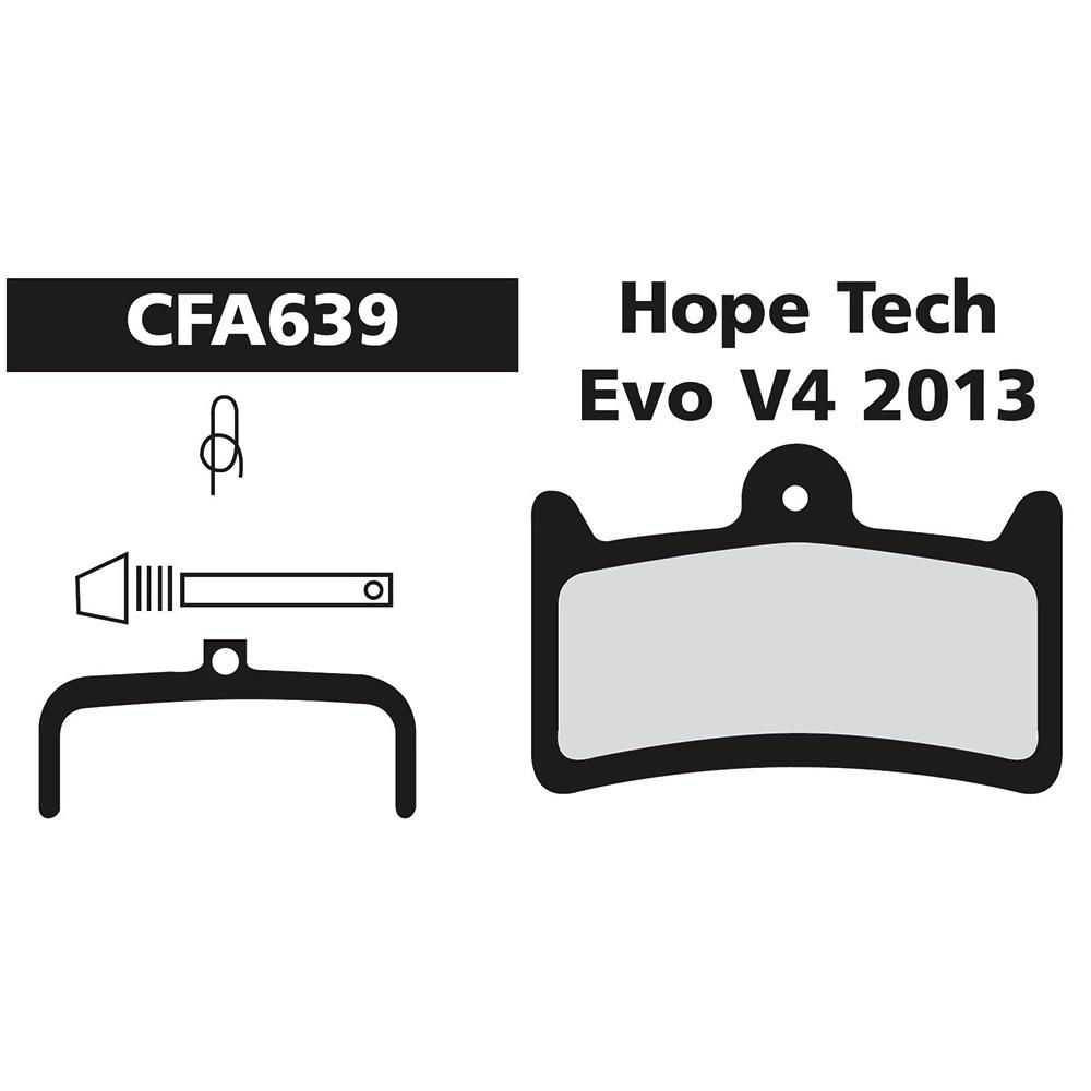 EBC Brakes MTB Sintered Pads for Hope TECH EVO V4