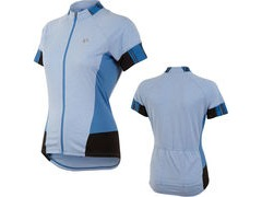 Pearl Izumi Womens Select Escape Short Sleeve Jersey X-small Light Blue  click to zoom image