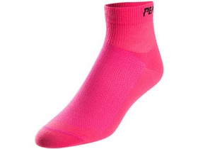 Pearl Izumi Women's, Attack Low Sock 3 Pack, Screaming Pink