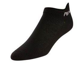 Pearl Izumi Women's, Attack No Show Sock 3 Pack, Black