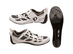 Pearl Izumi Women's, Tri Fly Select V6, White/Shadow Grey