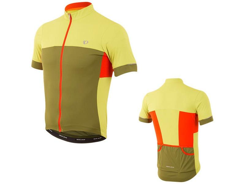 7bd148a3643f pearl izumi mens elite escape jersey citron avocado £59.99 clothing jerseys  du