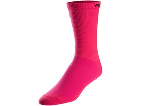 Pearl Izumi Unisex, Attack Tall Sock 3 Pack, Screaming Pink