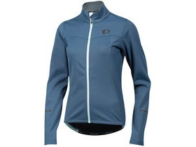 Pearl Izumi Women's SELECT Escape Softshell Jacket Blue Steel