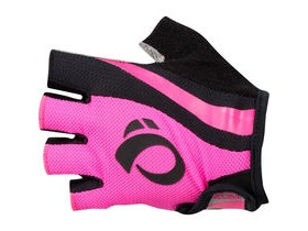 Pearl Izumi Women's SELECT Glove Screaming Pink/Black