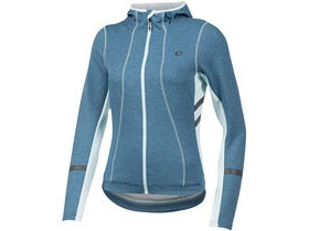Pearl Izumi Women's ELITE Escape Thermal Hoody, Blue Steel