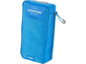Lifeventure SoftFibre Trek Towel X-Large Blue