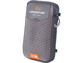 Lifeventure HydroFibre Trek Towel X Large Grey