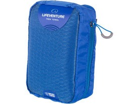 Lifeventure MicroFibre Trek Towel Large Blue