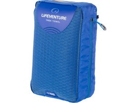 Lifeventure MicroFibre Trek Towel Giant Blue