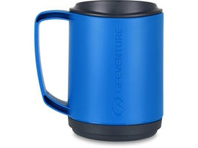 Lifeventure Ellipse Insulated Mug Blue