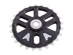 Arcane Microdrive Glivore/Alloy Mix Chainring 25 Teeth