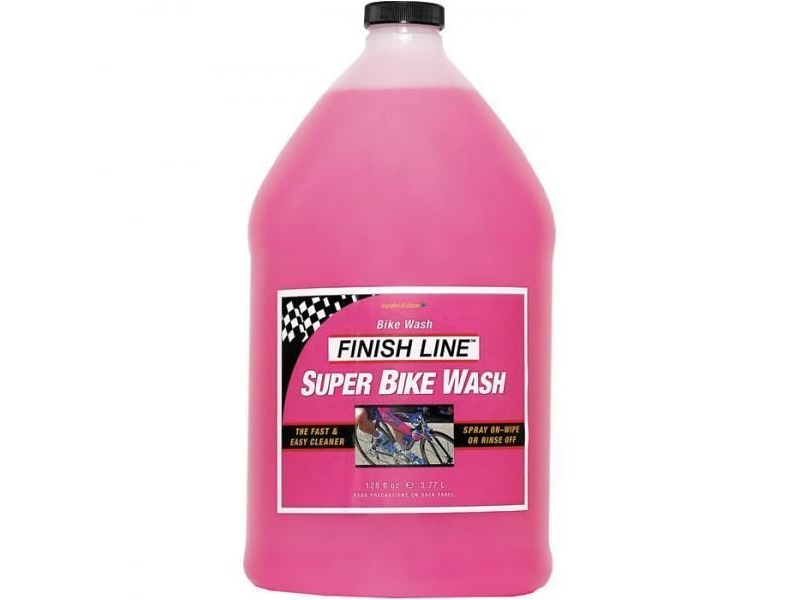 Finish Line Bike Wash 1 US gallon / 3.8 litres click to zoom image