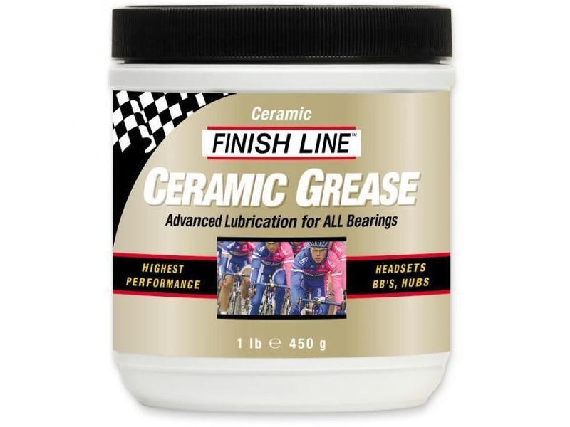 Finish Line Ceramic grease 1 lb / 455 ml tub click to zoom image