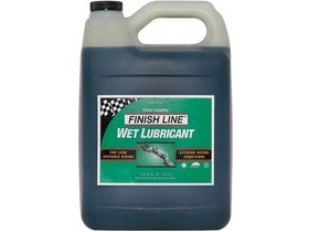 FINISH LINE Cross Country Wet chain lube 1 US gallon / 3.8 litre