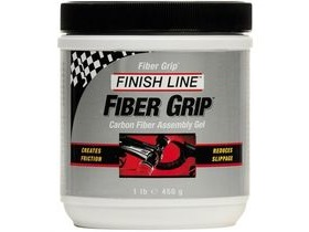 Finish Line Fiber Grip carbon fibre assembly gel 1 lb / 455 ml t
