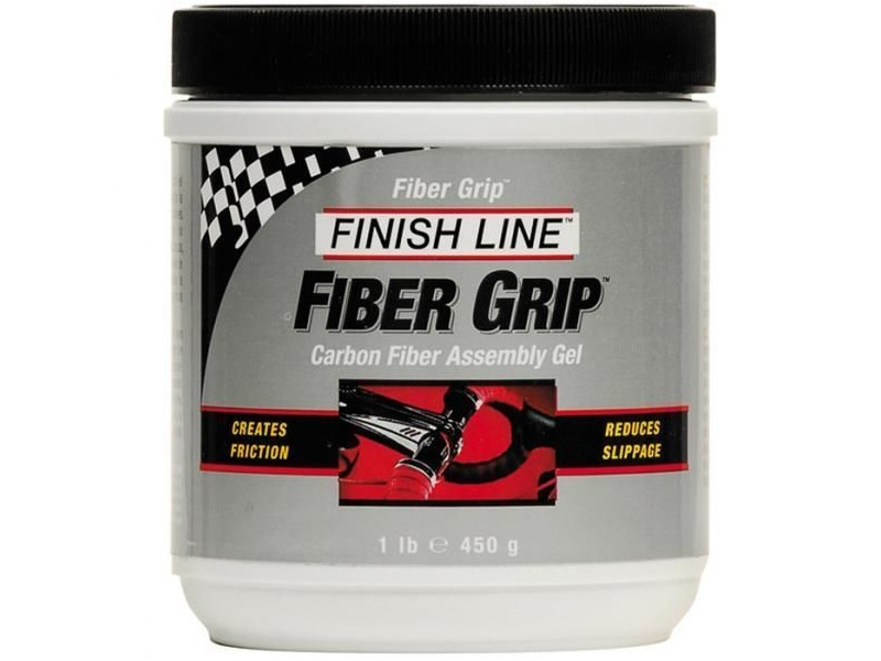 Finish Line Fiber Grip carbon fibre assembly gel 1 lb / 455 ml t click to zoom image