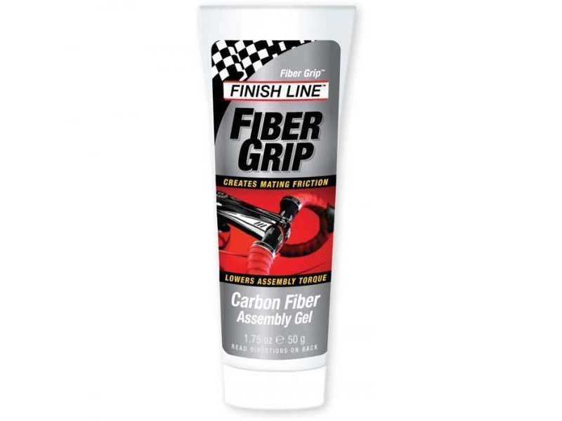 Finish Line Fiber Grip carbon fibre assembly gel 1.75 oz / 50 ml click to zoom image