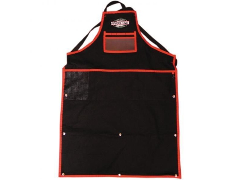 Finish Line Pro Apron click to zoom image