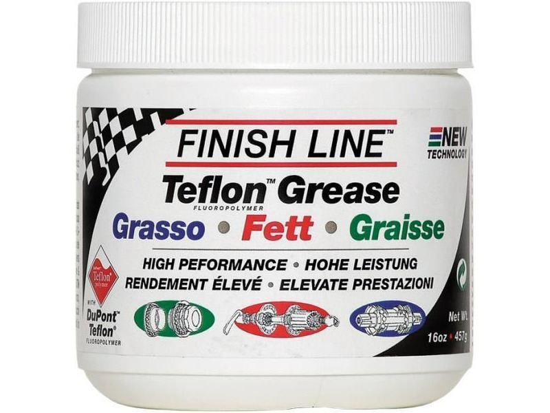 Finish Line Teflon grease 1 lb / 455 g tub click to zoom image
