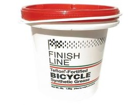 Finish Line Teflon grease 4 lb / 1.8 kg pail