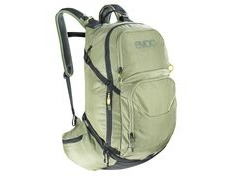 Evoc Explorer Pro 30l Performance Back Pack 30 Litre 30 LITRE HEATHER LIGHT OLIVE  click to zoom image