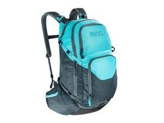 Evoc Explorer Pro 30l Performance Back Pack 30 Litre 30 LITRE HEATHER SLATE/HEATHE  click to zoom image