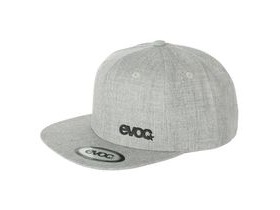 Evoc Snapback Cap Heather Grey One Size
