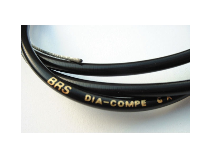 Dia-Compe BRS Cables Black click to zoom image